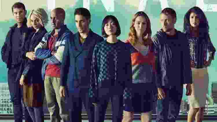 """Episódio final de """"Sense8"""", com duração de longa metragem - Reprodução"""