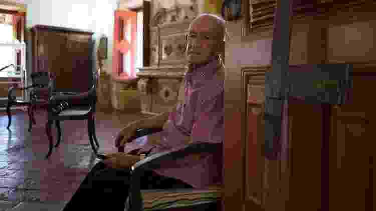 Gilvan Pereira da Silva, o sacristão que cuida da Catedral da Sé, em Olinda (PE) - Clara Gouvea/UOL - Clara Gouvea/UOL