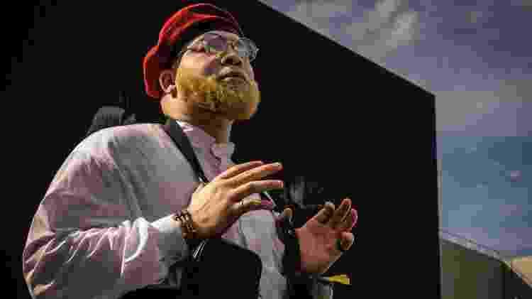 Afropunk 7 - Felipe Maia/UOL - Felipe Maia/UOL