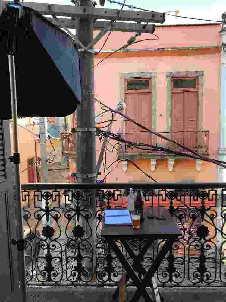 Casa Porto, bar de Raphael Vidal, no Rio - Bruno Calixto/UOL - Bruno Calixto/UOL