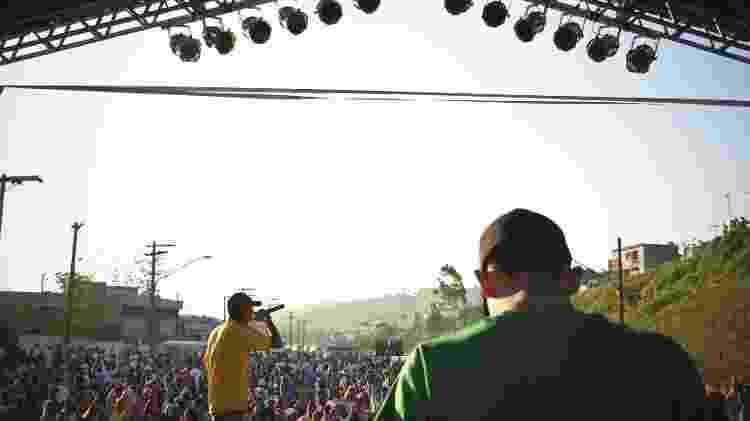 Sao Paulo, SP, Brasil - 19 de junho de 2010 - Festival de Funk na Cidade Tiradentes - Patricia Stavis / Folhapress