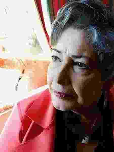 A nutricionista Darci Patrício, ganhadora do bingo online - Arquivo pessoal - Arquivo pessoal