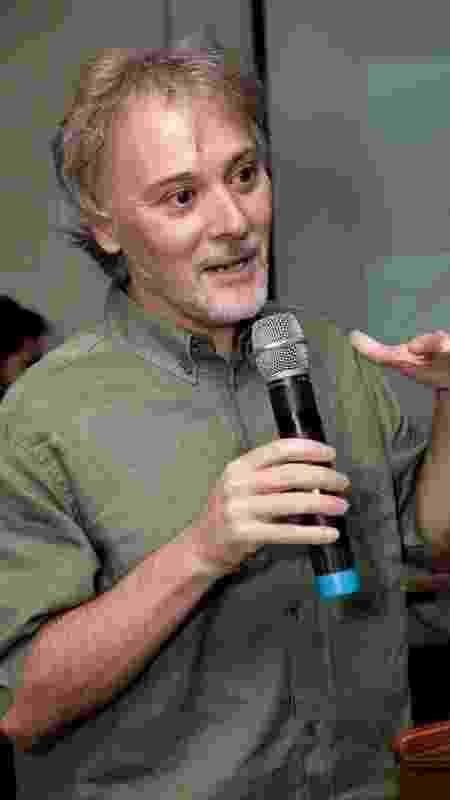 Yurij Castelfranchi, sociólogo e professor da UFMG - Arquivo pessoal - Arquivo pessoal