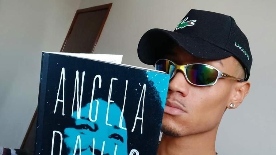 """Thiago Torres, estudante de Ciências Sociais, o """"Chavoso da USP"""" - Reprodução/Instagram"""