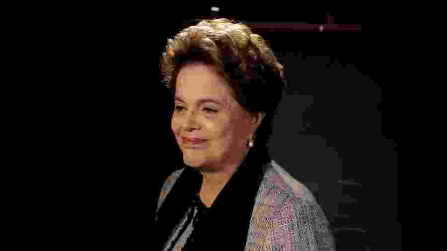"""Dilma Rousseff, no documentário """"Torre das Donzelas"""", de Suzanna Lira - Reprodução"""