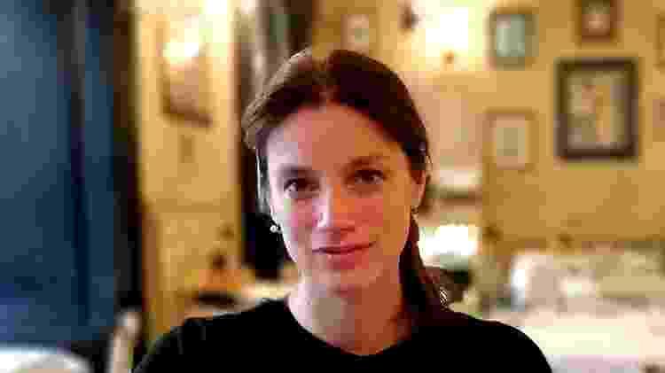 A tradutora eslovena Mojca Medvedšek - Arquivo pessoal - Arquivo pessoal