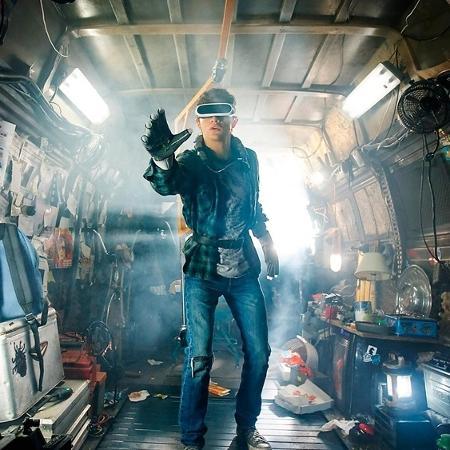 """Filme """"Ready Player One"""", de Spielberg - Divulgação"""