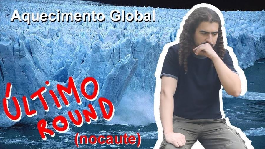 Parte da rede Science Vlogs Brasil, o canal do paleontólogo e zoólogo Pirula conta com mais de 760 mil assinantes - Divulgação