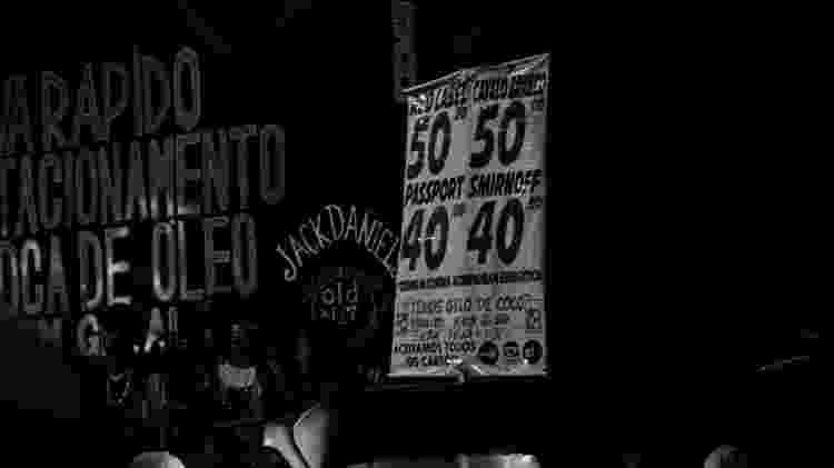 Cenas do baile DZ7, em Paraisópolis - Jeferson Delgado - Jeferson Delgado