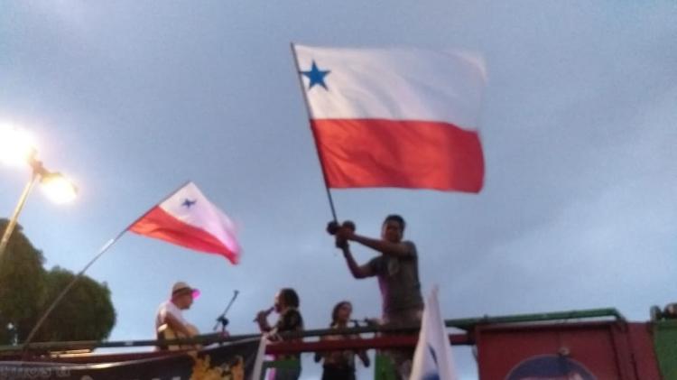 Bandeira amazônida - Movimento Amazônia Independente/Divulgação