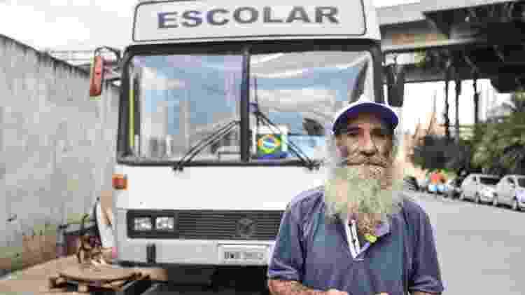 correia onibus - Reinaldo Canato / UOL - Reinaldo Canato / UOL