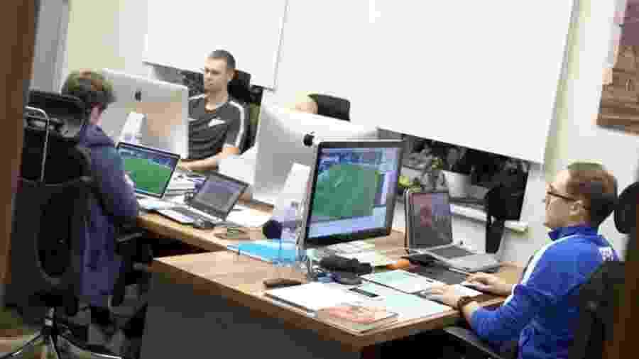 Centro analítico do Zenit - Zenit/Divulgação