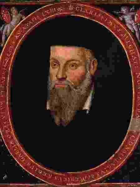 Retrato de Michel de Nostredame, conhecido como Nostradamus (pintura do século 17) - Wikimedia Commons