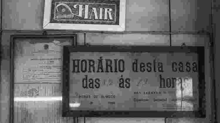 TAB Trombadas - José Luiz Borges da Silva, o dono da barbearia - Christian Carvalho Cruz/UOL - Christian Carvalho Cruz/UOL