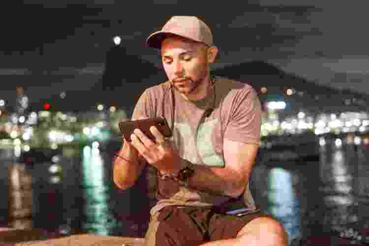 PsicoDriver na 'pobreta' da Urca, o motorista de aplicativo que faz 'livestream' de suas corridas no Rio - Matias Maxx/UOL - Matias Maxx/UOL
