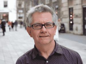 Pesquisador Nick Couldry, da London School of Economics - Reprodução/Arquivo pessoal