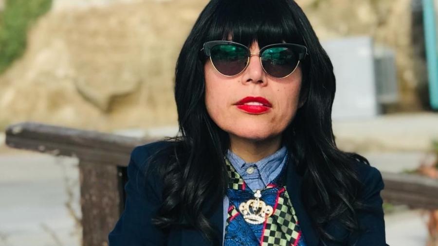 """A escritora Sayak Valencia, autora de """"Capitalismo Gore"""" - Arquivo pessoal"""