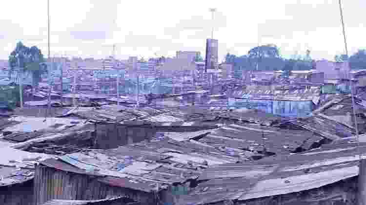 Favela de Mathare, em Nairóbi (Quênia) - Muungano wa Wanavijiji - Muungano wa Wanavijiji