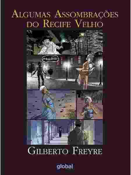 Obra de Gilberto Freyre foi adaptada para os quadrinhos - Divulgação