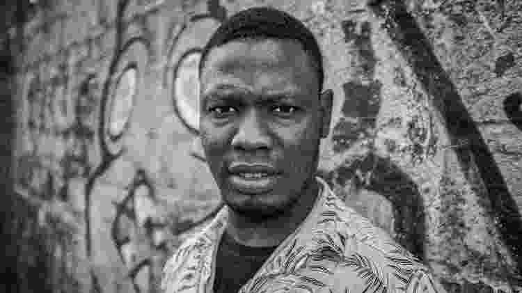 TAB Trombadas - O haitiano Arnold Joseph, o estudante de engenharia que perdeu tudo no terremoto  - Christian Carvalho Cruz/UOL - Christian Carvalho Cruz/UOL