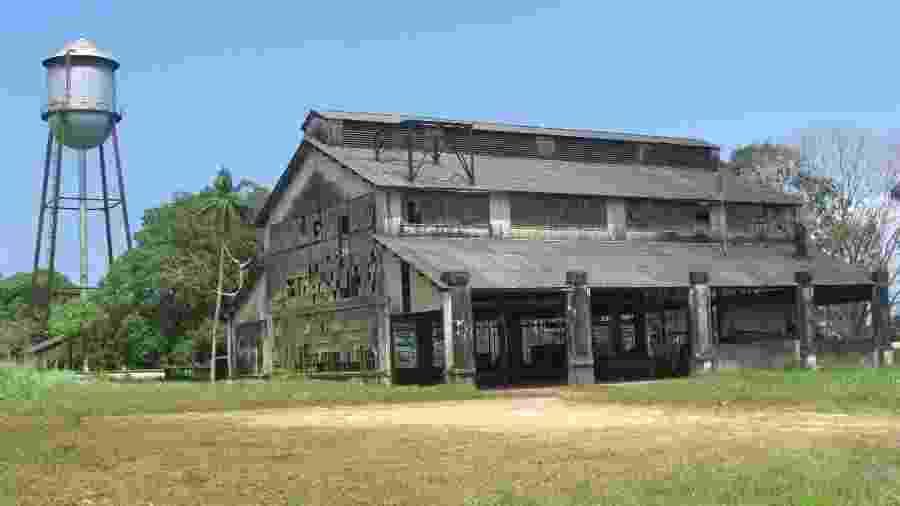 Escritório central da Fordlândia - Amit Evron/Creative Commons