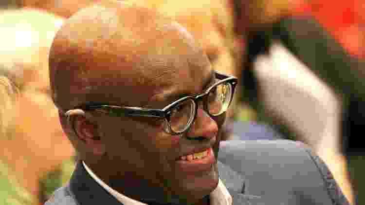 O filósofo camaronês Achille Mbembe em cerimônia - Divulgação