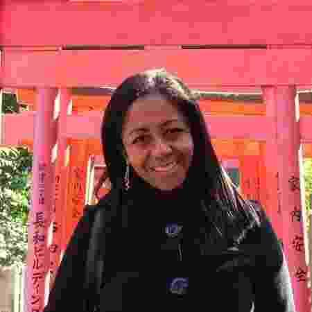 Janete Oliveira, professora de japonês do Instituto de Letras da UERJ e coordenadora do projeto de extensão EloNihon: Estudos Midiáticos - Arquivo pessoal - Arquivo pessoal