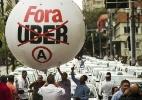 Usuários iniciam campanha de boicote ao Uber e 99Táxi - Eduardo Knapp/Folhapress