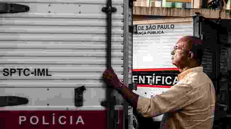 chefe iml - Fernando Moraes/UOL - Fernando Moraes/UOL
