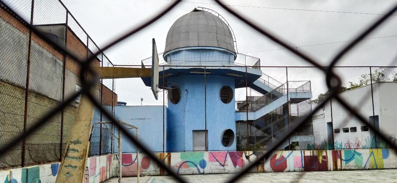 Diadema tem o único observatório astronômico municipal da Grande São Paulo, mas sofre com o descaso das administrações recentes - Rodrigo Bertolotto/UOL