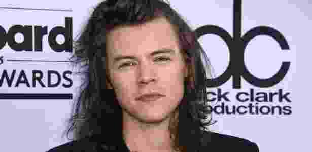 TAB 44 - Fan fiction. 17.mai.2015 - Harry Styles durante o Billboard Music Awards - Robyn Beck/AFP