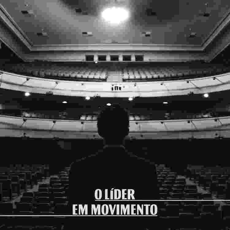 Capa de 'O Líder em Movimento', novo disco de Abebe Bikila (o BK) - Divulgação - Divulgação