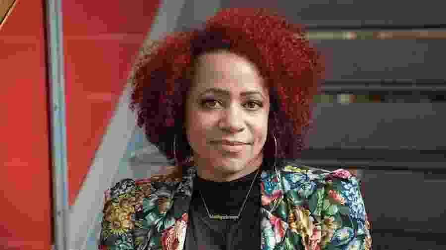 A repórter Nikole Hannah-Jones, da New York Times Magazine - Dan Ryan/New York Times