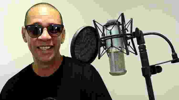 Mc Serginho, agora também locutor da Rádio Roquette Pinto (RJ) - Divulgação - Divulgação