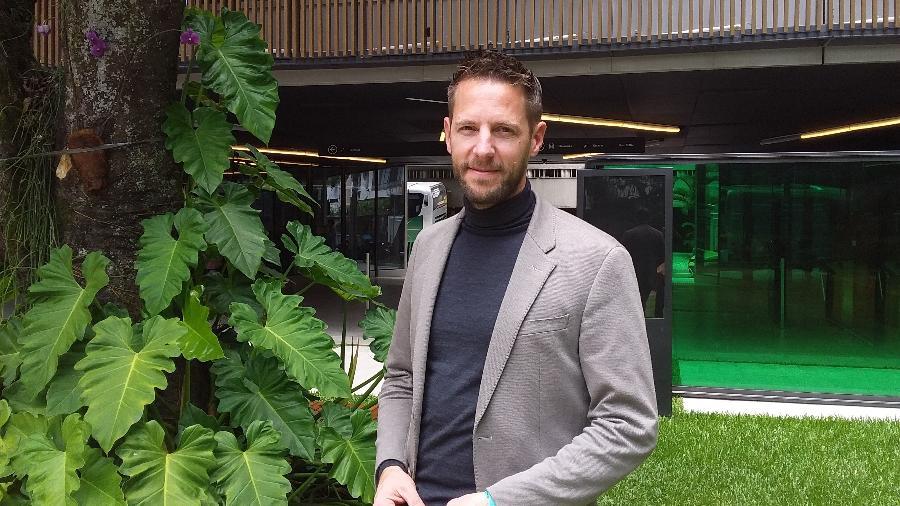 O futurologista holandês Christian Kromme - Ana Paula Grabois/UOL