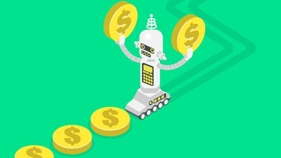melhor robô trader