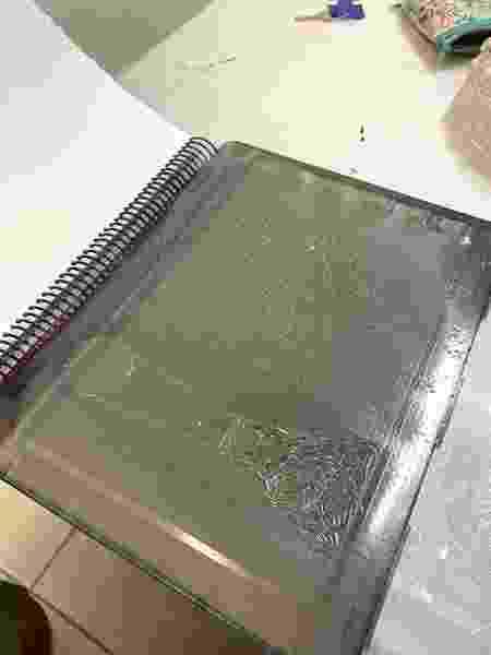 Caderno de astronomia para deficientes visuais - Divulgação/Universo Acessível