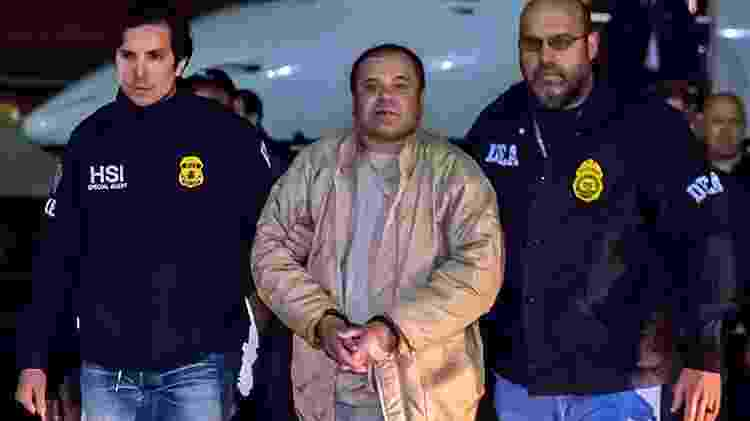 Prisão de El Chapo, em 2016 - Ted Psahos/Wikimedia Commons - Ted Psahos/Wikimedia Commons