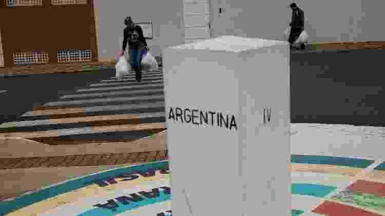 fronteira brasil-argentina - Caio Guatelli/UOL - Caio Guatelli/UOL