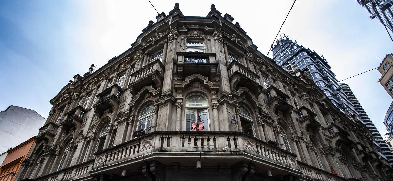 Palacete Tereza Toledo Lara, conhecido como a esquina musical de São Paulo - Fernando Moraes/UOL