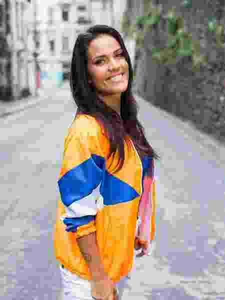 Ju Moraes, cantora, compositora e criadora do Colaboraê - Divulgação
