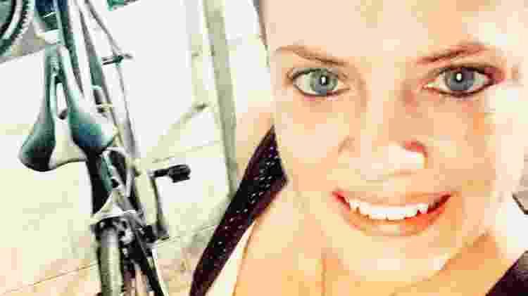 A designer Débora Cataneo, 46, namorada de Mixirica - Arquivo pessoal - Arquivo pessoal