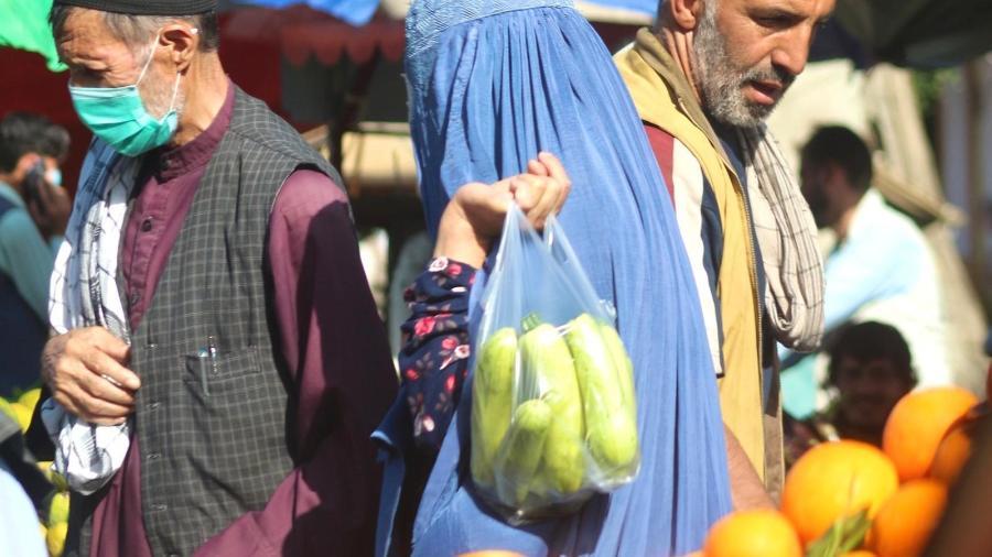 População de Cabul enfrenta pobreza em meio a crise interna - Arquivo pessoal/Luca Coser Bassani