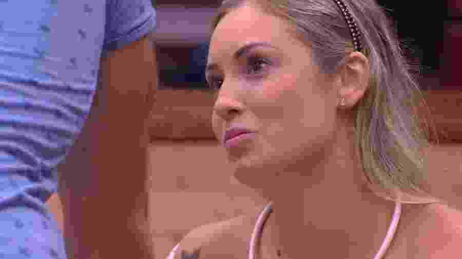Jéssica conta que gostaria de ver o brother Kaysar numa balada - Reprodução/GloboPlay