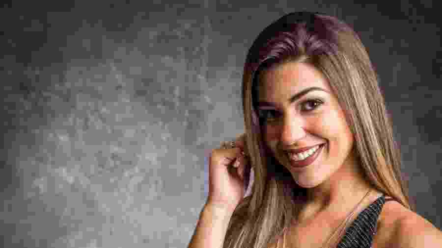 """Vivian Amorim, 23 anos, foi a primeira participante do """"BBB17"""" a ser anunciada pela Globo - Paulo Belote/Divulgação/TV Globo"""