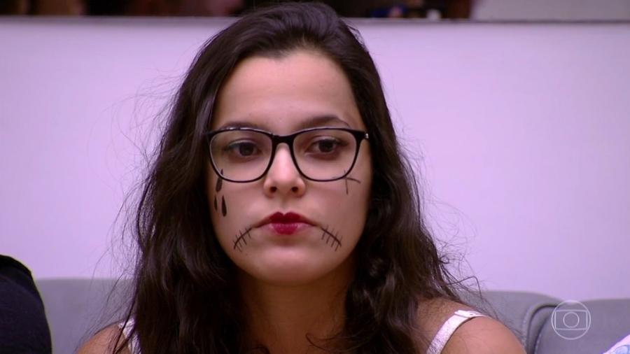 """Emilly é a mais votada pela casa para o sexto paredão do """"BBB17"""" - Reprodução/TV Globo"""