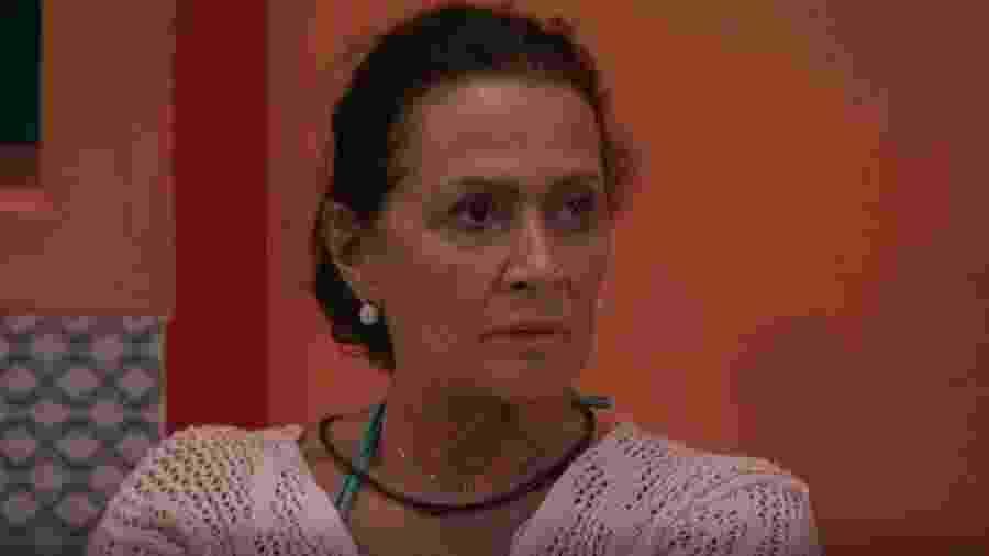 Ieda diz a Marcos que não o achava normal - Do UOL, em São Paulo