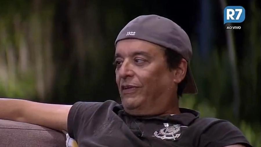"""Nahim afirma que Fábio fez uma jogada de marketing que não deu certo ao pedir para sair de """"A Fazenda 9"""" - Reprodução/R7"""