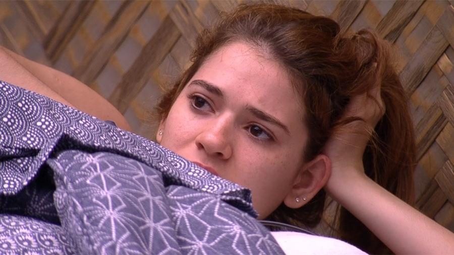 Ana Clara conversa com Gleici sobre Paula - Reprodução/GloboPlay