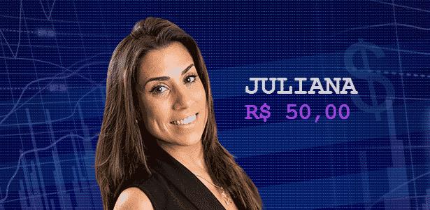 Cotação Juliana - Montagem UOL - Montagem UOL